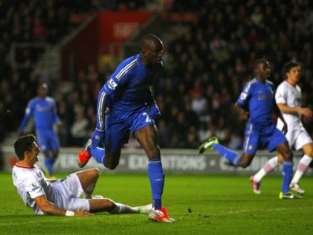 Demba Ba says Fernando Torres is still Chelsea's main man