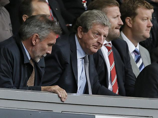Difficult day for Hodgson