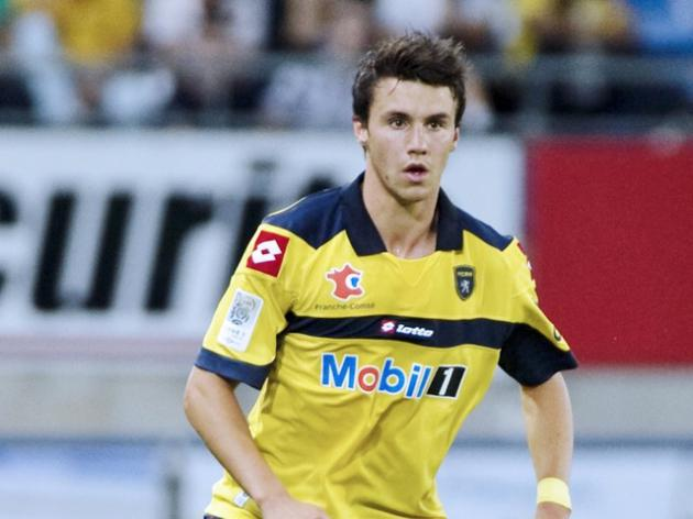 Tottenham and Arsenal to battle for Sochaux star Sebastian Corchia