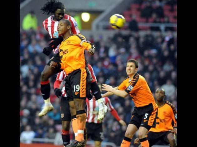 Sunderland 1 Wigan Athletic 1