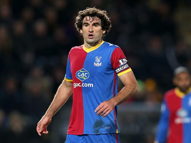 Jedinak signs new Palace deal
