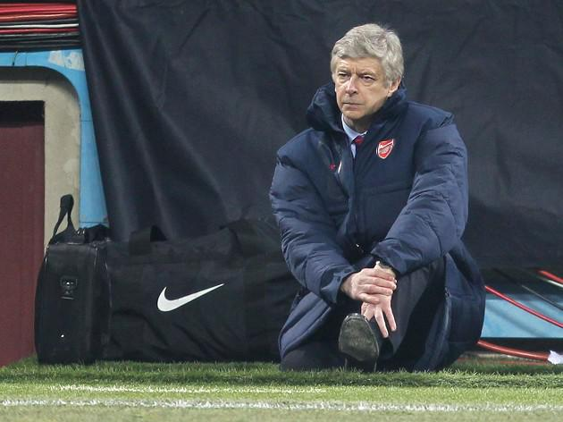 Arsenal boss Arsene Wenger urges Gunners to maintain momentum