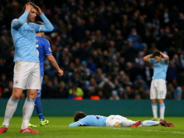 City aim to bounce back after Chelsea setback