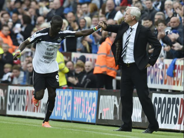 Fairy-tale comeback for two-goal Cisse