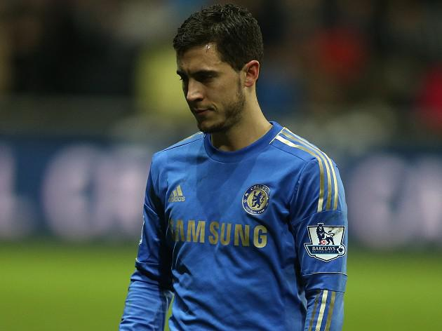 'No charges' for Chelsea star Eden Hazard over incident