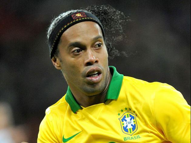 Basingstoke bid for Ronaldinho