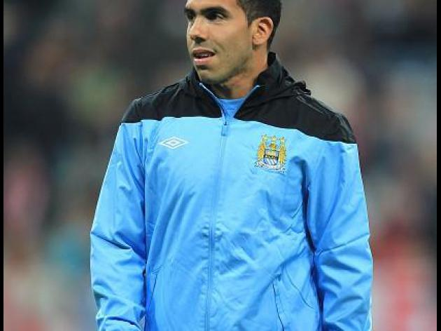PSG and City reach agreement over Tevez transfer