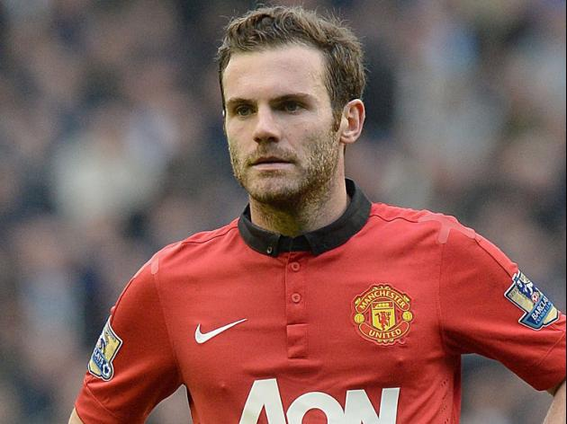 Mata impressed by Van Gaal
