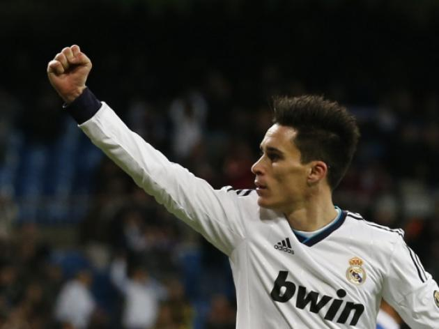 Tottenham and Liverpool eye Real Madrid forward Jose Callejon