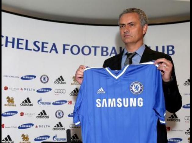 Mourinho not expecting instant joy at Chelsea