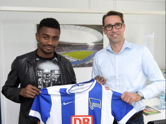 Salomon Kalou was desperate to play in the Bundesliga after seeing Germany win the World Cup