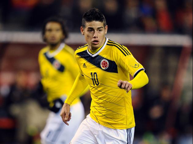 James Rodriguez - Colombias new star