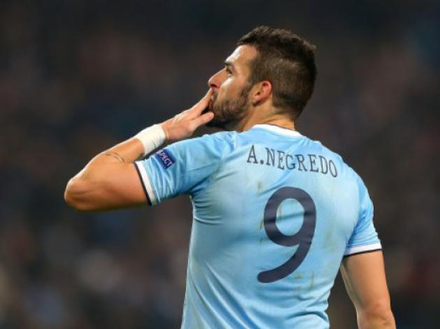 'Feed the Beast' - Alvaro Negredo