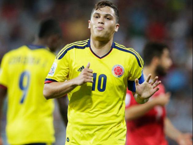 Arsenal close in on 15.8m move for Porto's Colombian starlet Juan Quintero