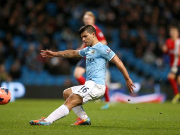Aguero on mark as City march into round four