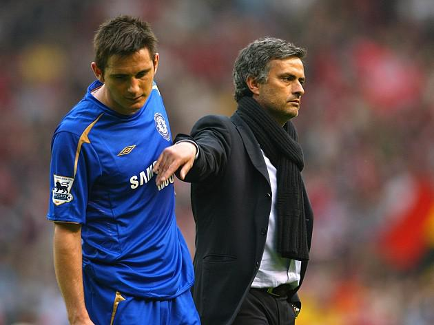 Mourinho return would be great - Lampard
