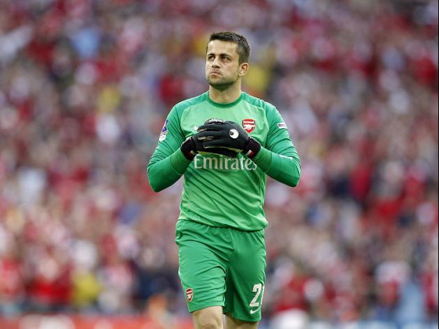 Fabianski wants number one jersey at new club Swansea