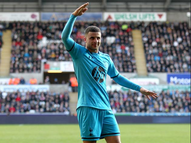 Kyle Walker to miss Tottenham's start of season and England Euro 2016 qualifier vs Switzerland