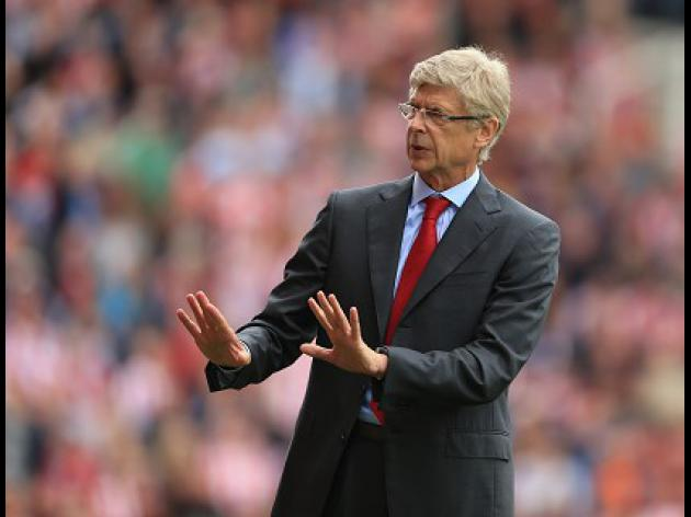 Wenger intrigued by City test