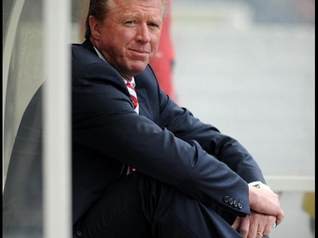 McClaren quits Forest misery