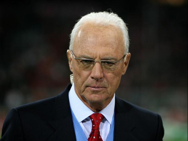 Beckenbauer ban revoked