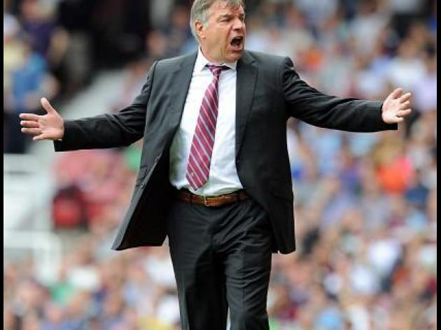 Allardyce praises 'precious' West Ham United win