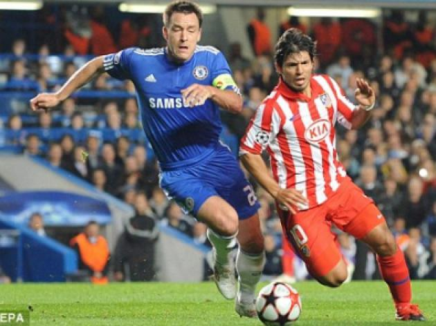 Beat ban and Aguero is yours for 50m, cash-strapped Atletico tell Chelsea