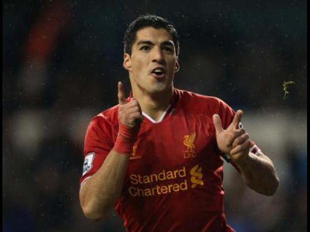 Suarez signs long-term Reds deal