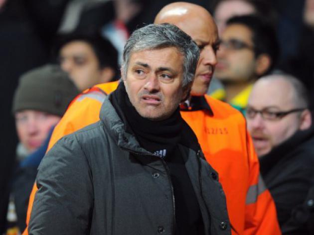 Was Mourinho aware of Fergie's decision?