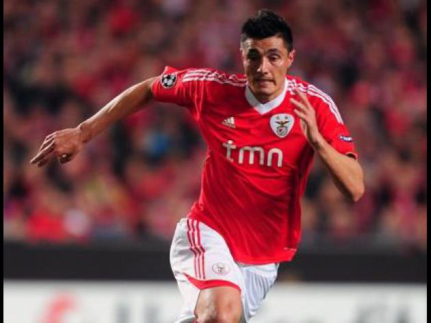 Paraguay striker quits Benfica for Trabzonspor