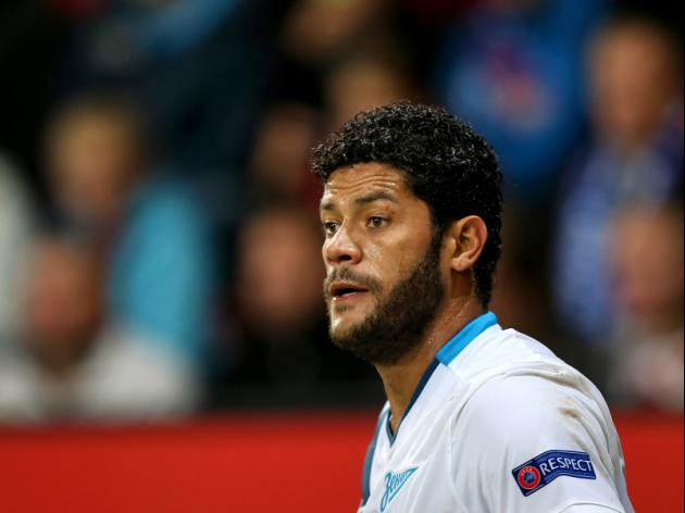 Zenit extend contract with Hulk until 2019