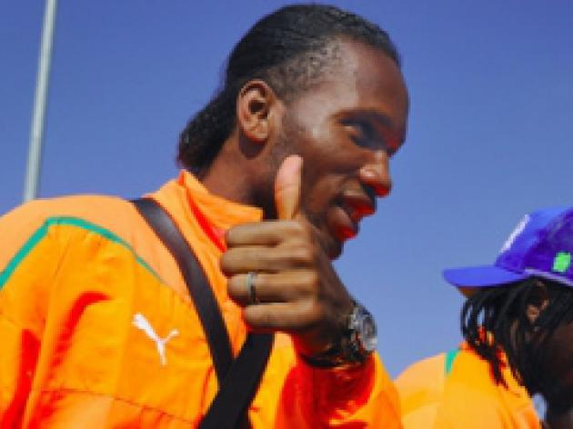 Drogba cast gets FIFA green light