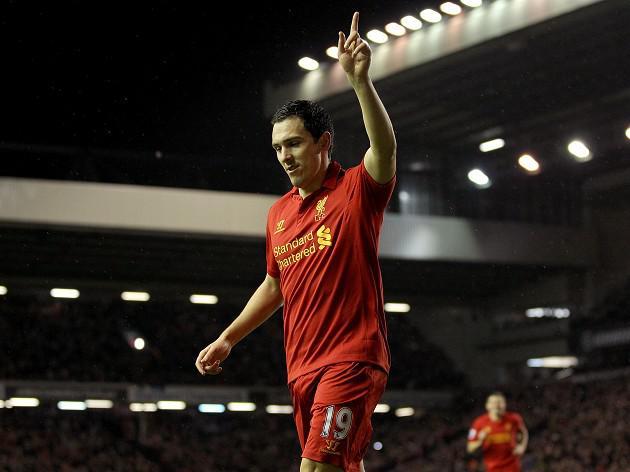 Stoke 3-1 Liverpool: Report