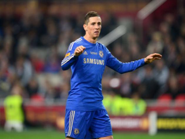 Barcelona look to Chelsea's Fernando Torres