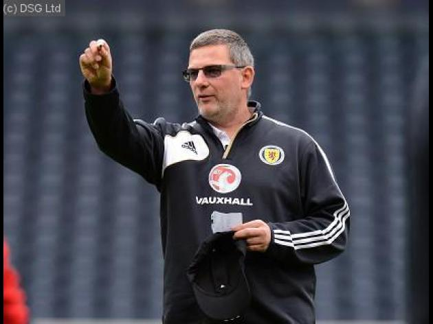 Levein warns players of Wales backlash