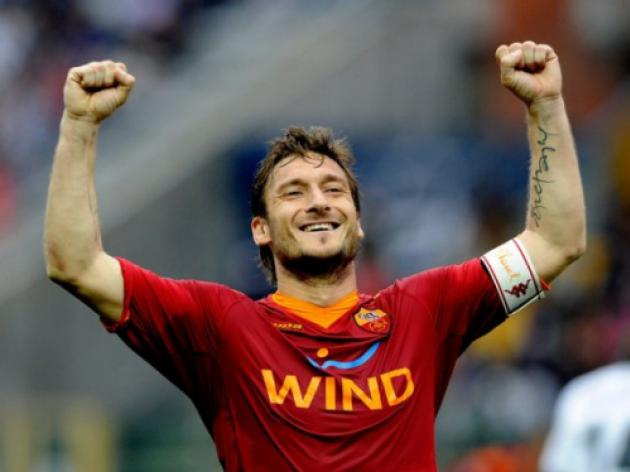 Totti irked by fan insults