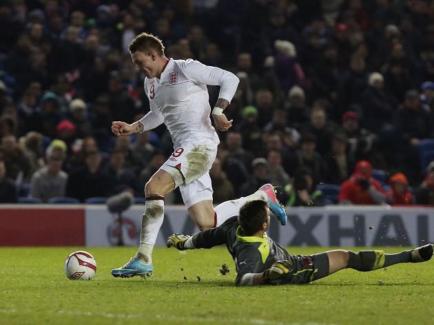 England U21 crush Austria