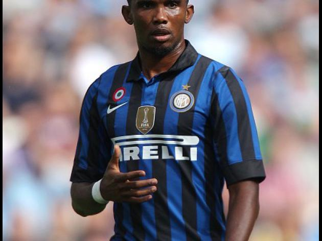 Eto'o makes Russian move