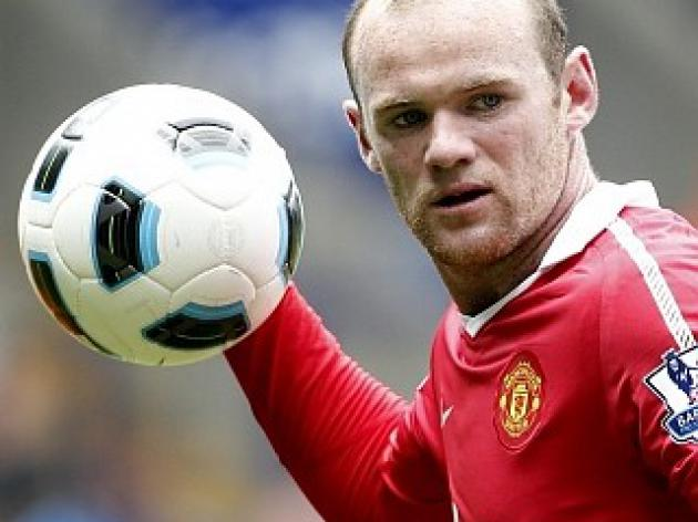 Manchester United fly to Valencia without Rooney
