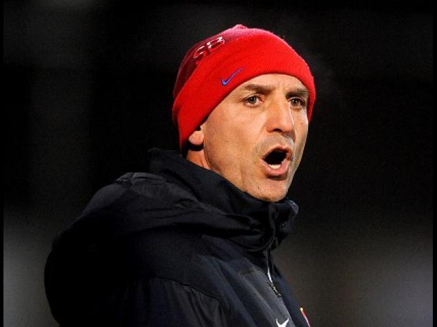 Bould feels fans' frustration
