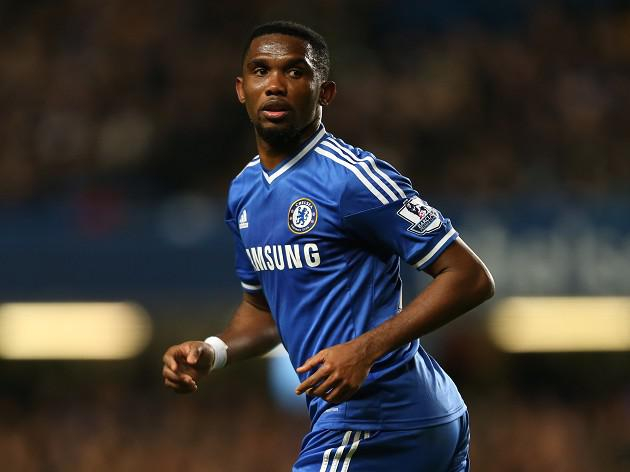 Eto'o loving life at Chelsea