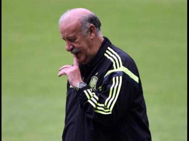 Del Bosque backed by bosses