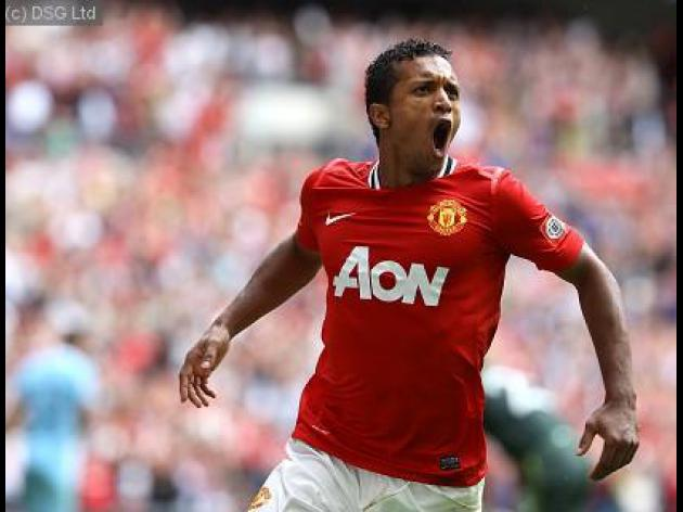Nani a January target for Juventus.