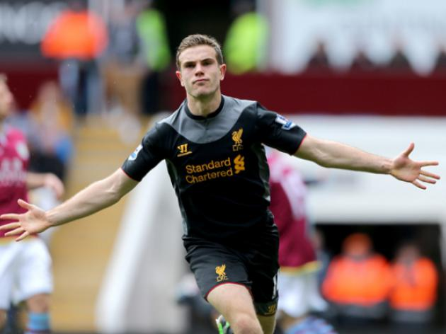 Jordan Henderson - Liverpool's most underrated player this season