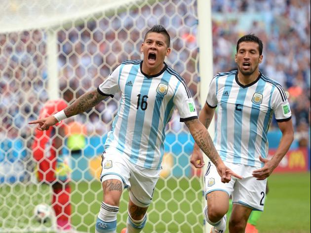 Rojo in dreamland with Argentina