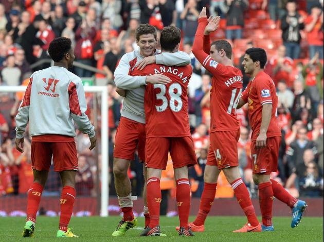 Flanagan: Gerrard deserves title