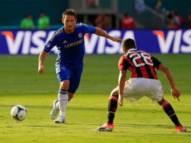 Chelsea set up Madrid final