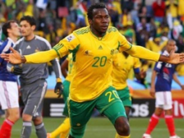 Spurs close in on Khumalo capture