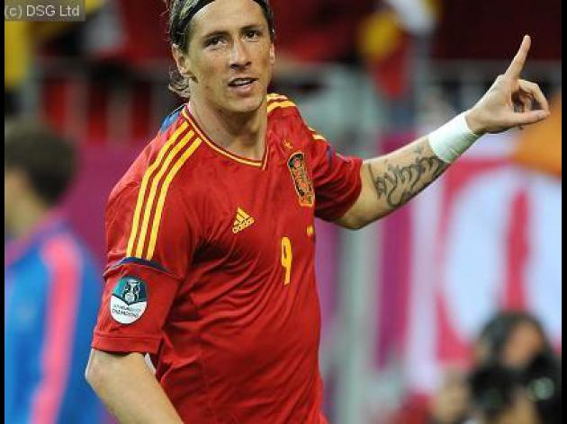 Torres in for Spain, Pirlo back for Italy
