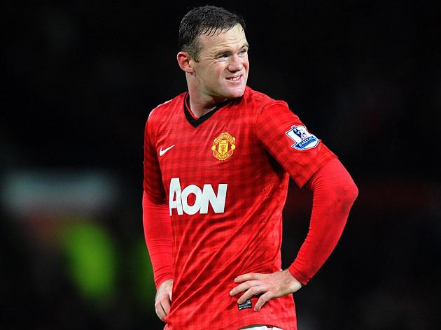 Gill expects Rooney to stay put